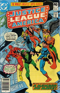 Justice league Of America 181