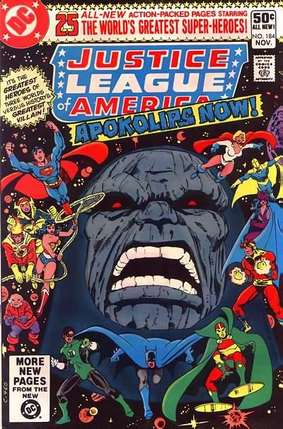 Justice league Of America 184