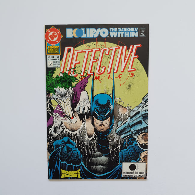 Detective Comics Annual 5 Marvel DC Comic Book
