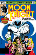 Moon Knight 1 Marvel DC Comic Book