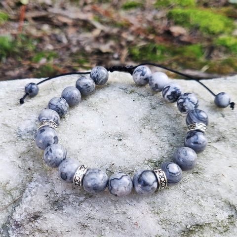 Mount Everest Stone Healing Bracelets