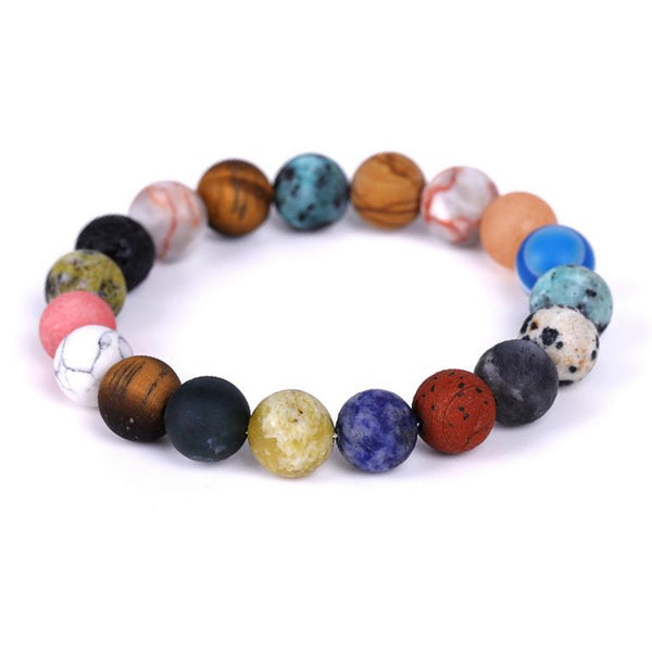 Milky Way bead Bracelet