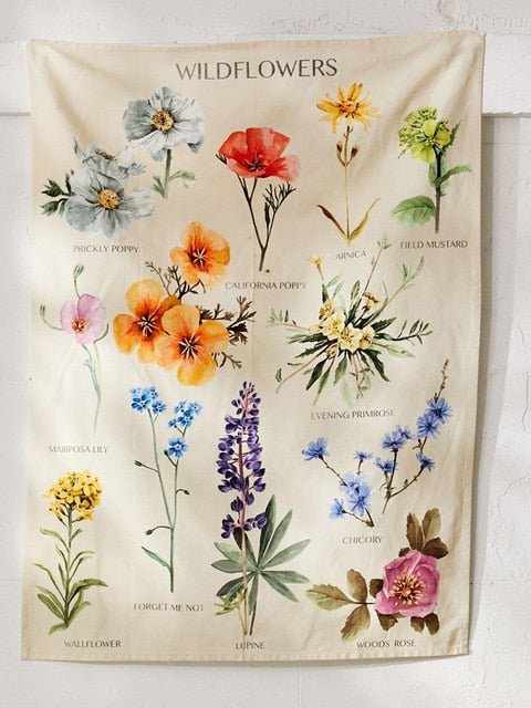 Wildflower Tapestry
