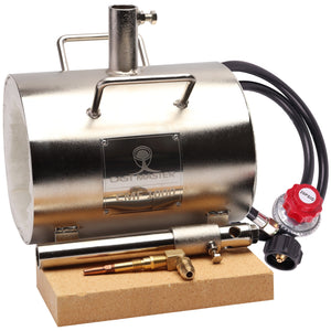 CMF 1000 Single Burner Propane Forge for Blacksmith Jewelry