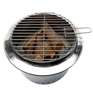 Elite Bon 2000 Dual Purpose Smokeless Bonfire / Grill