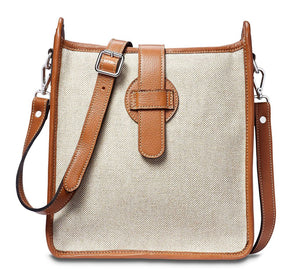 Bailey Crossbody - Cognac