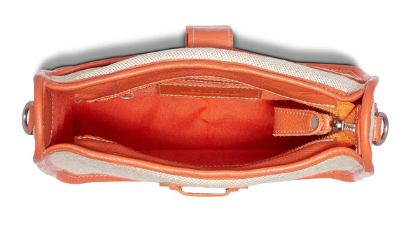 Bailey Crossbody - Orange