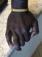 Warrant Officer 100th Year Wristbands
