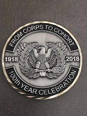 Warrant Officer 100th Anniversary Commemorative Coin