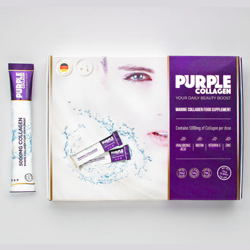 PURPLE Collagen Beauty Box