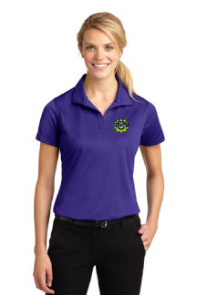 Ladies Micropique Sport-Wick Polo with Hamilton embroidery