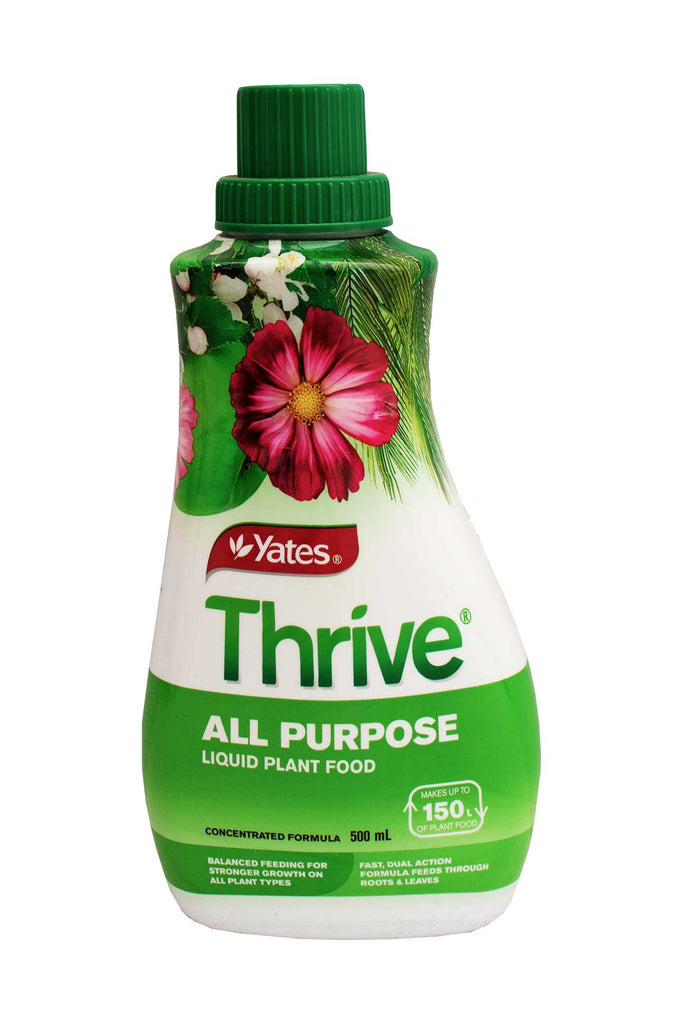 A Bottle of Yates 500ml Thrive All Purpose Fertiliser