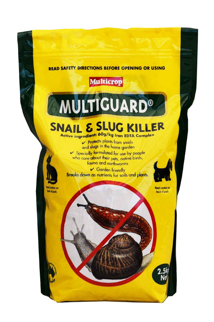 A Bag Of MultiGuard Snail & Slug Killer 2.5kg
