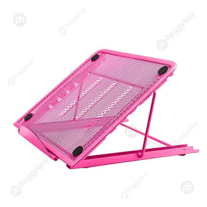 Foldable Stand for Diamond Painting Light Pad Copy Platform Base (Rose Red)