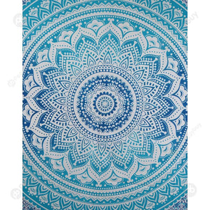 Boho Wall Tapestry Beach Towel Blanket Home Carpet (Mandala03)(200x150cm)