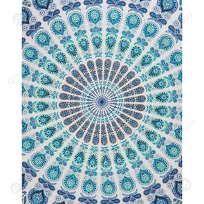 Boho Wall Tapestry Beach Towel Blanket Home Carpet (Mandala04)(200x150cm)