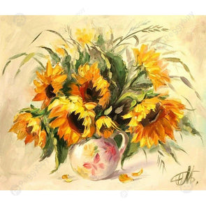 40*50CM Paint By Numbers-Sunflowers