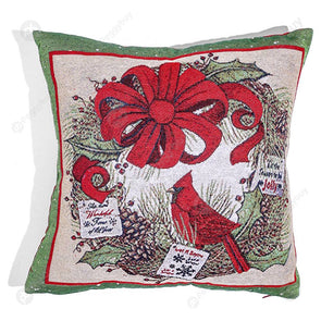Christmas Pillow Case Festival Pillowslip Xmas Ornaments Home Decor (E)