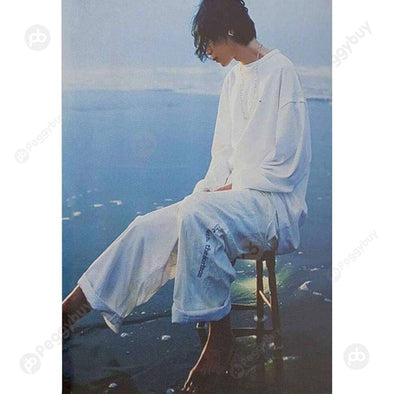 Japanese Singer Frameless Decorative Painting Canvas Poster Wall Stickers