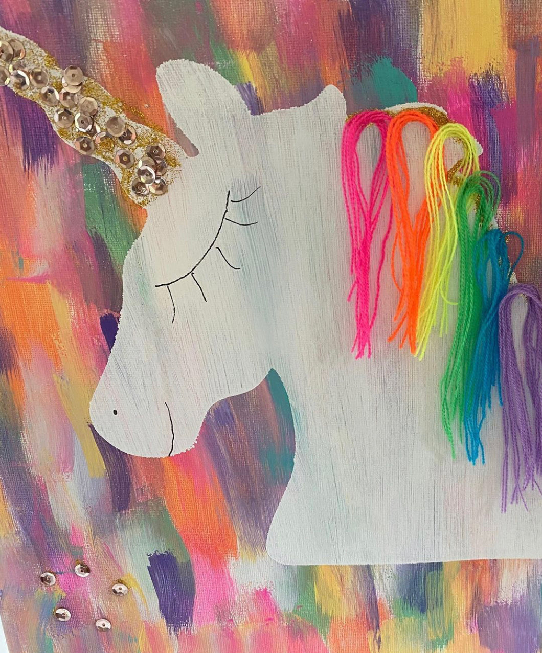 The Unicorn Paint Project