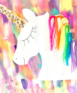 The Unicorn Painting Box