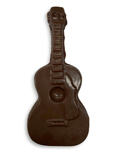 Guitar - Dark or Milk Chocolate - Gift Box