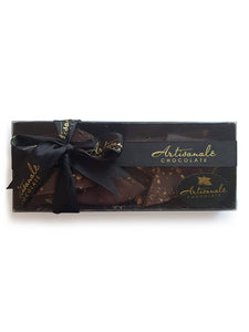 Hazelnut - Dark or Milk Chocolate - Gift Box