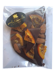 Orange & Almond - Dark 67% - Single Pack