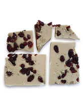 Load image into Gallery viewer, Pistachio & Cranberry - White 29% - Gift Box