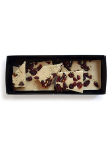Pistachio & Cranberry - White 29% - Gift Box