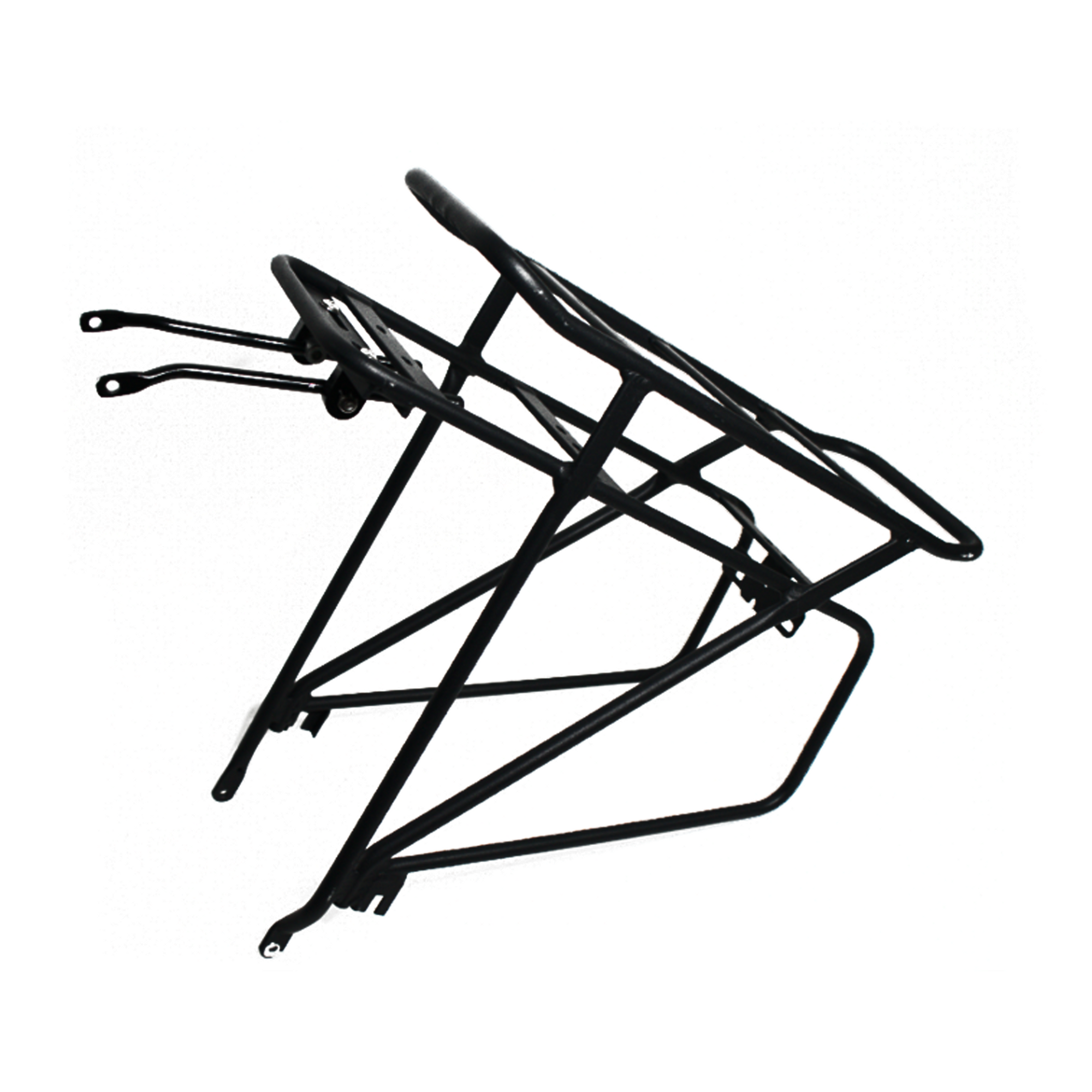 Cruiser Bike Rear Carrier Rack  / Battery Housing