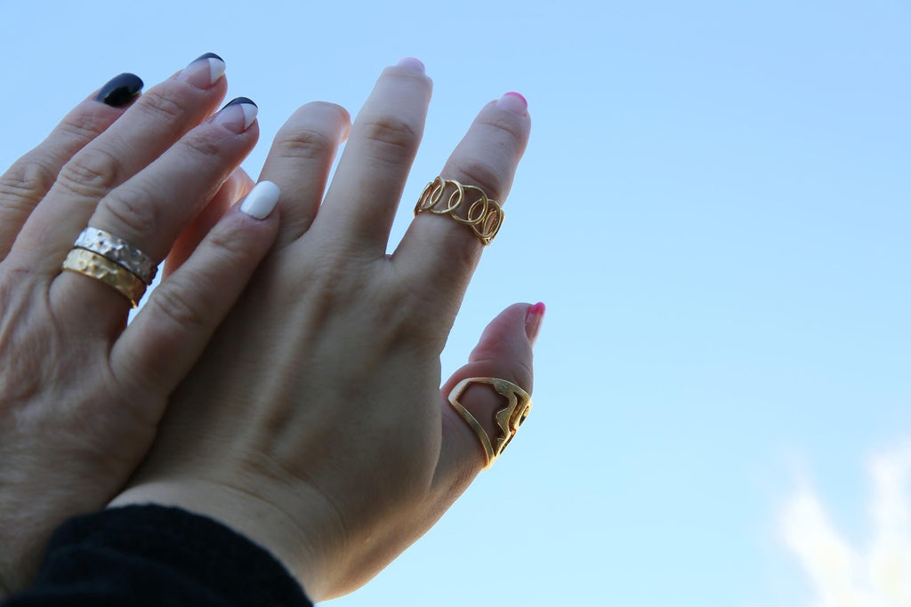 Rings aren't just fashion anymore!