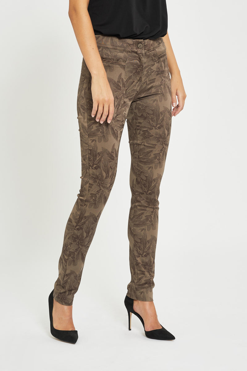 Mindy Slim ML - Falcon print