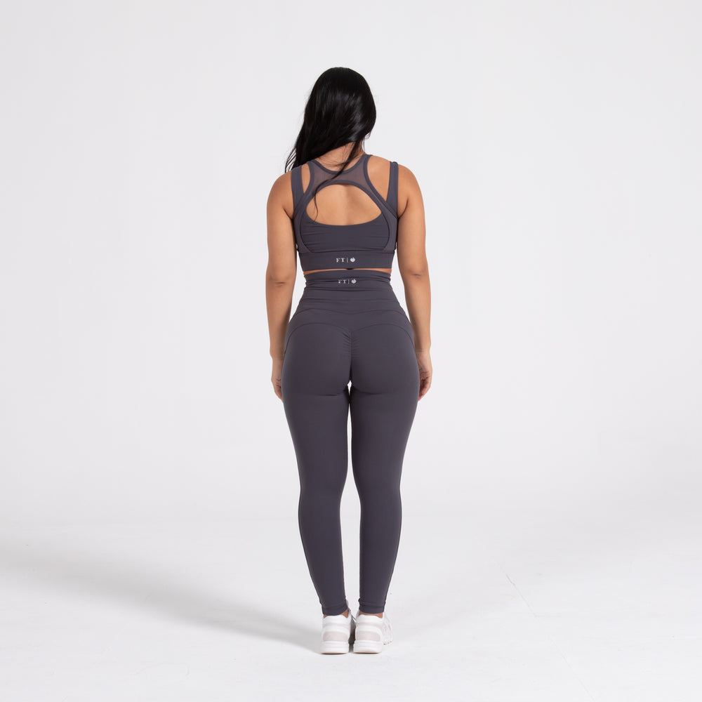 Load image into Gallery viewer, Grey Leggings