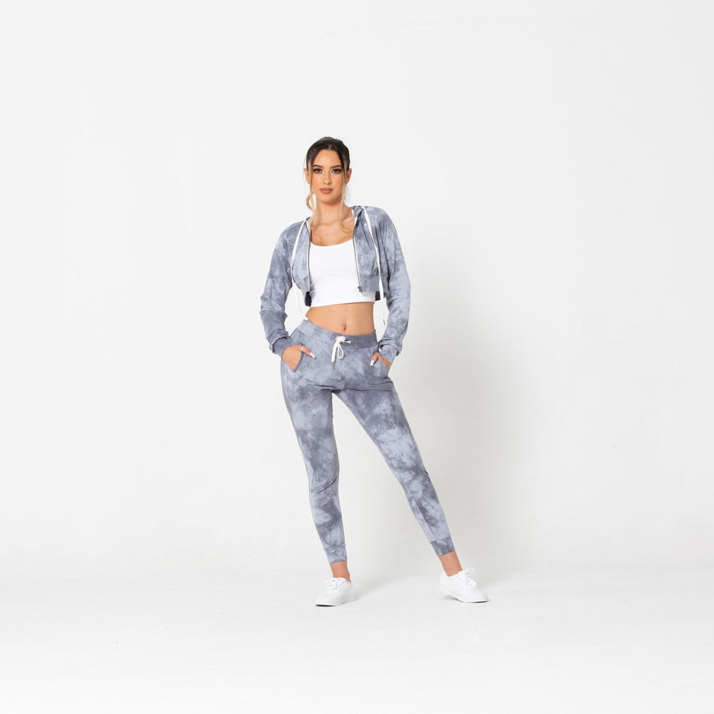 Load image into Gallery viewer, Light Tie Dye Joggers