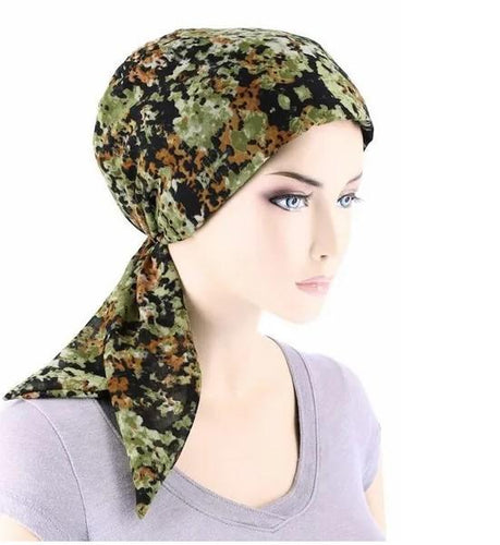 Chemo Fashion Scarf - The Hair Spa & Wig Loft