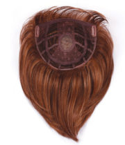 Load image into Gallery viewer, Raquel Welch Faux Fringe Synthetic Wig Topper