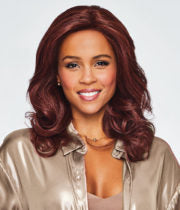Load image into Gallery viewer, Raquel Welch Curve Appeal Heat Friendly Synthetic Wig