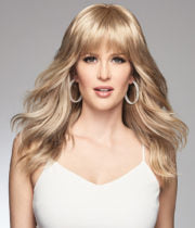 Raquel Welch Faux Fringe Synthetic Wig Topper