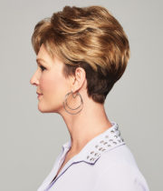 Load image into Gallery viewer, Raquel Welch Lyric Synthetic Wig Topper