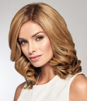 "Raquel Welch On The Go 10"" Heat Friendly Synthetic Wig Topper"