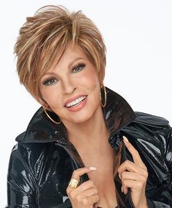 Raquel Welch On Your Game Heat Friendly Synthetic Wig