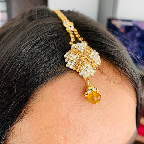 Tika o Tiara de Turquía PPM15 - BOUTIQUE DE LA INDIA
