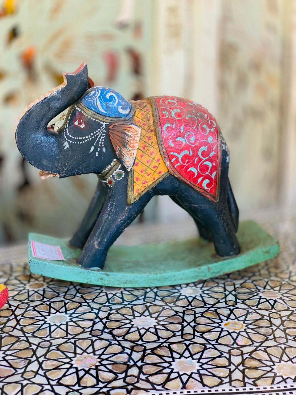 Elefante de Turquía #277  PPM - BOUTIQUE DE LA INDIA