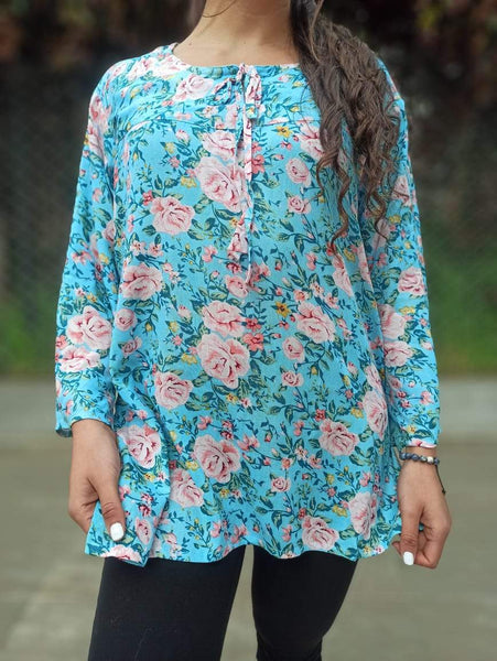 Blusa Umma Oriental #17 PPM29 - BOUTIQUE DE LA INDIA
