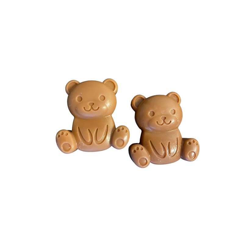 Cocoa Butter Cashmere Teddy Bear Wax Melts