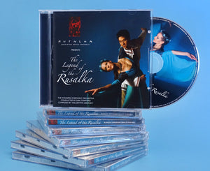 The Legend of Rusalka CD