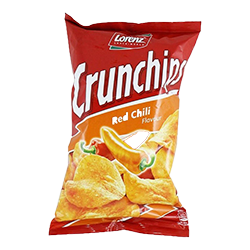 Crunchips Red Chili 100G