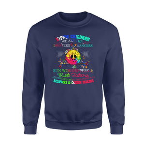 Free-spirited Children Standard Sweatshirt