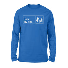 Load image into Gallery viewer, FOAL14 The Office Premium Sleeve, My Jim, Adult Unisex, Size S-2XL
